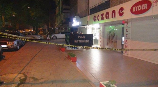 Ankara'da silahlı soygun