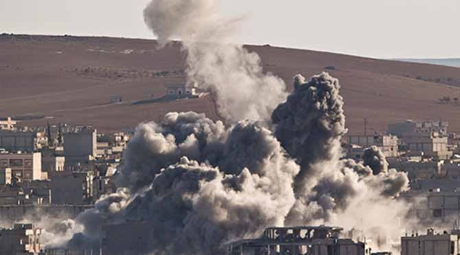 IŞİD'in üssü YPG'nin eline geçti
