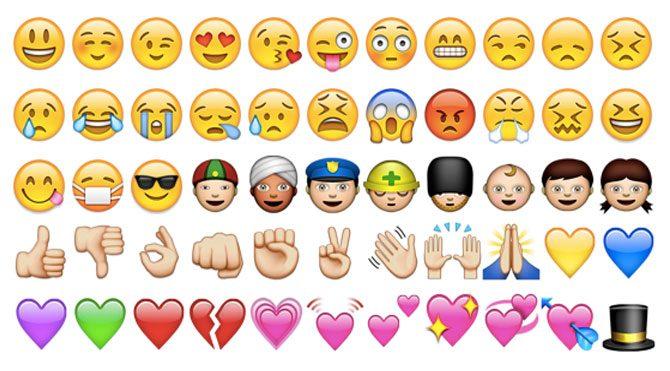 Emoji'lerde tarihi yenilik!