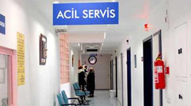 37 öğrenci hastaneye kaldırıldı