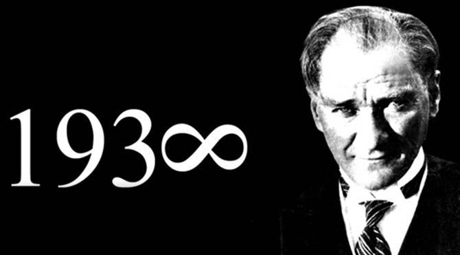 Atatürk tüm yurtta anılıyor