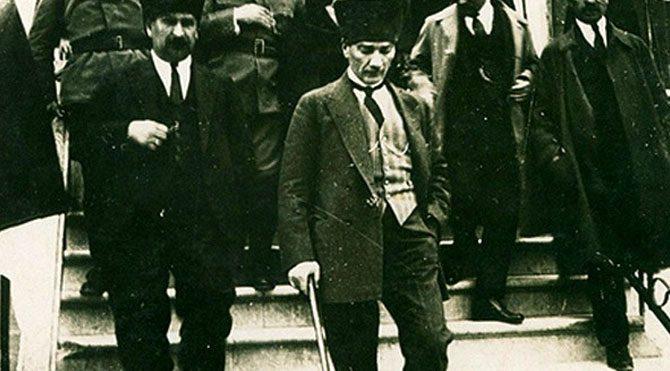 Murat Bardakçı'dan müthiş Atatürk iddiası!