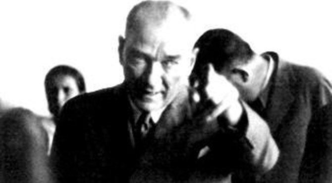 Atatürk'ün sabrı taşarsa!