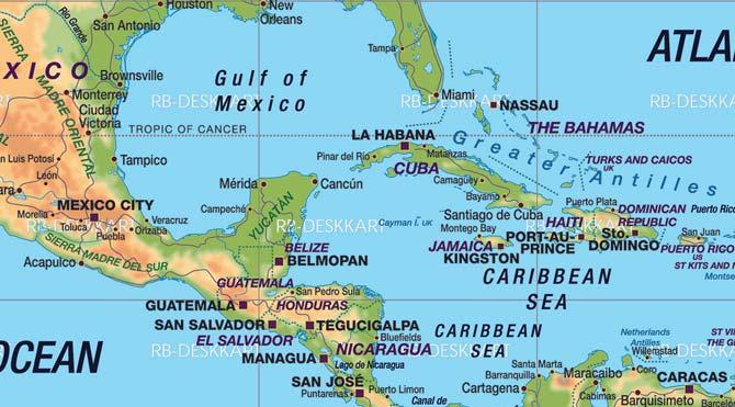 Bahamalar'da uçak kazası