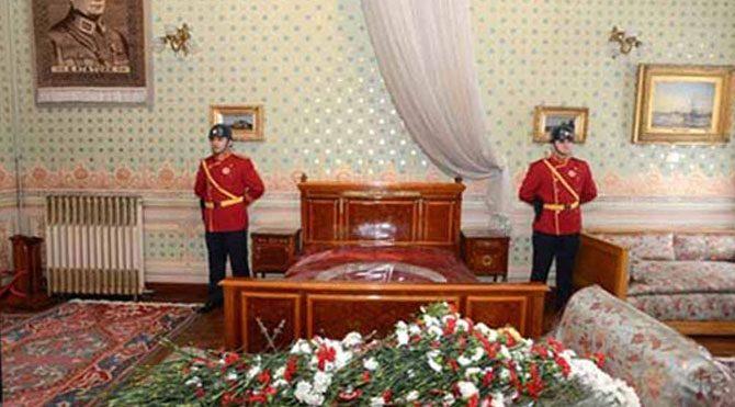 SÖZCÜ TV Dolmabahçe'de