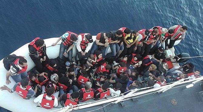 CHP'den göçmen kaçakçılığı teklifi