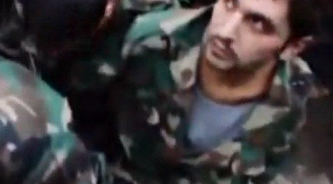Suriye askerleri IŞİD taraftarlarınca linç edildi