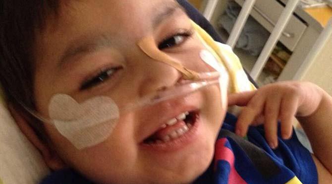 Ailesi minik Muhammet'in organlarını bağışladı