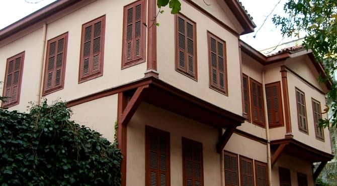 Düğününü Atatürk'ün Selanik'teki evinde yaptı