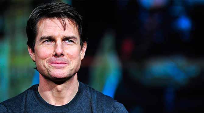 Tom Cruise'yi kaldığı otelde tanımadılar