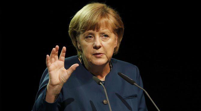 Merkel, Pakistan Başbakanı Şerif ile görüştü