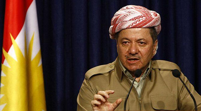 Barzani: IŞİD'in dayanacak gücü kalmadı