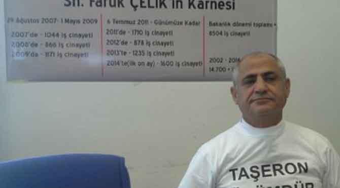 CHP'li vekillerden Çelik'e protesto