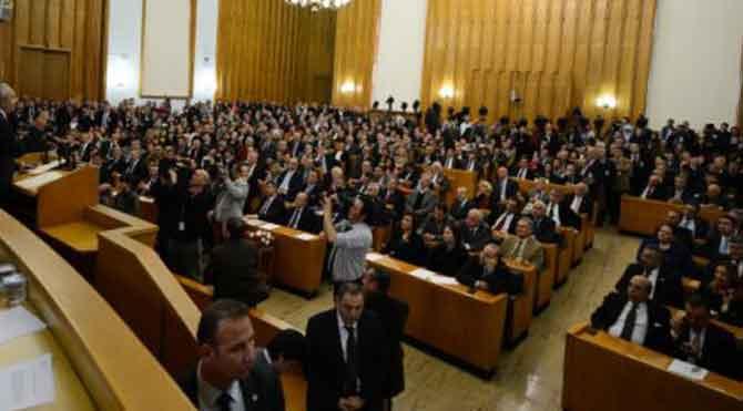 CHP kapalı grubu toplanamadı