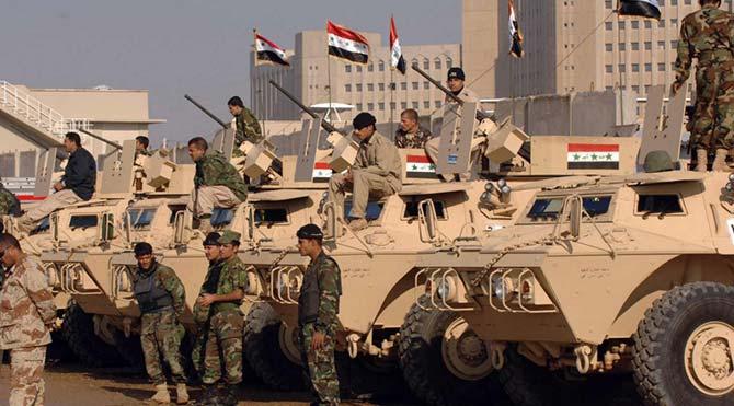 Irak Ordusu 73 IŞİD militanını öldürdü