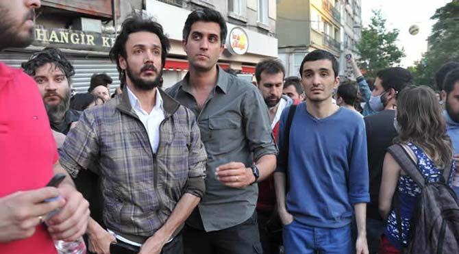 Gezi Parkı Eylemlerinin arkasındaki ikinci adam 'o'ymuş
