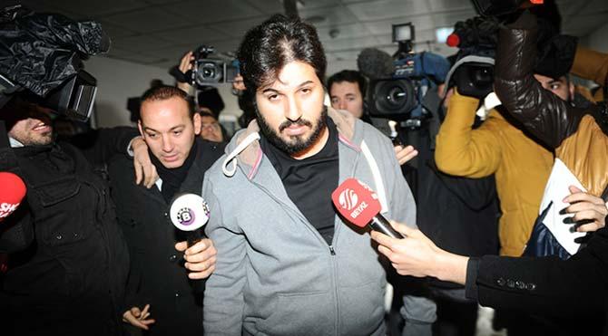 Rıza Sarraf'ın davasında çarpıcı ifadeler
