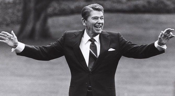 Ronald Reagan'ın tarihçileri şaşırtan ses kayıtları ortaya çıktı
