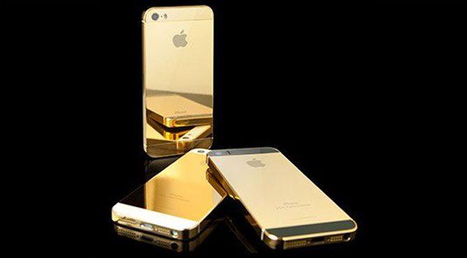 7 bin dolarlık iPhone 6 !