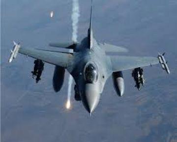 Kobani'de 10 hedef daha vuruldu