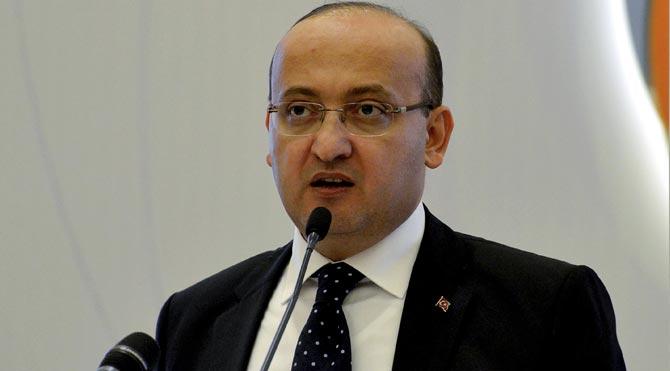 Akdoğan: Çözüm sürecinin temel şartı..!