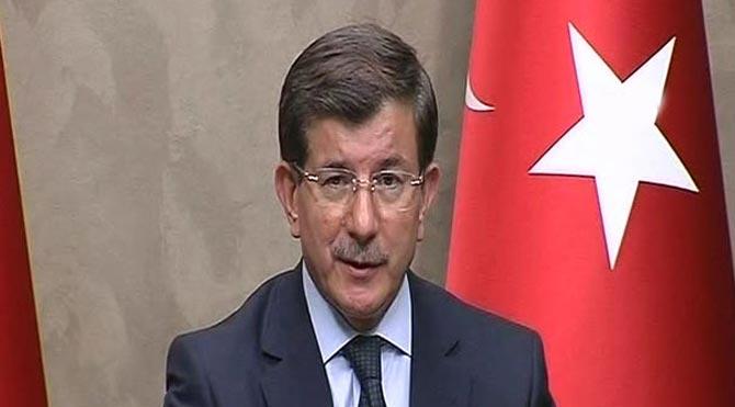 Davutoğlu'ndan HDP'ye mesaj!