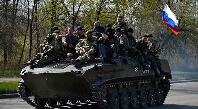 NATO: Rusya, Ukrayna'ya girdi