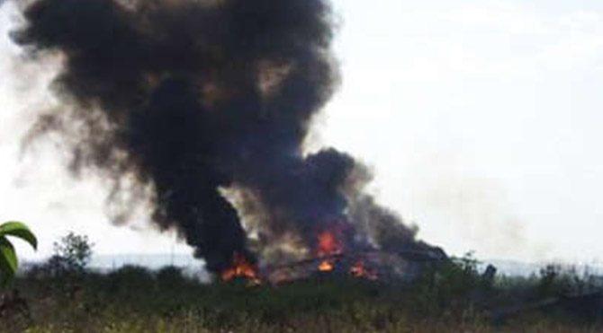 Azerbaycan, Ermenistan'ın askeri helikopterini düşürdü