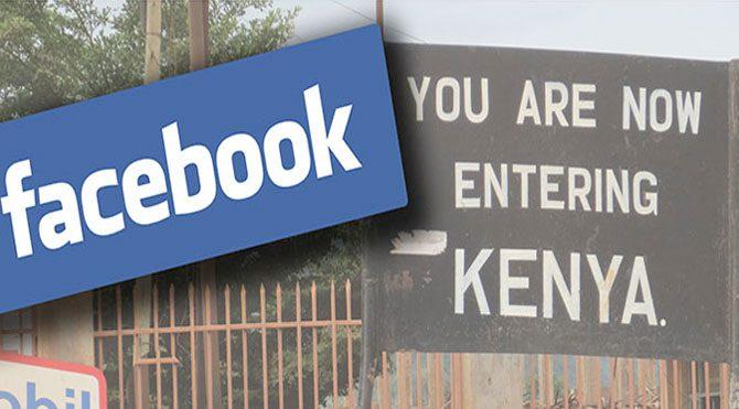 Facebook Kenya'ya ücretsiz internet getirdi