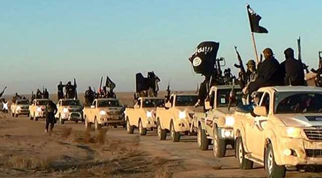 Irak'ta IŞİD mücadelesi devam ediyor
