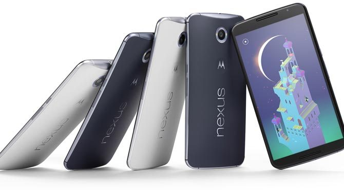 İşte Google'ın yeni akılısı Nexus 6