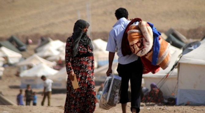 Suriyelilere çalışma izni