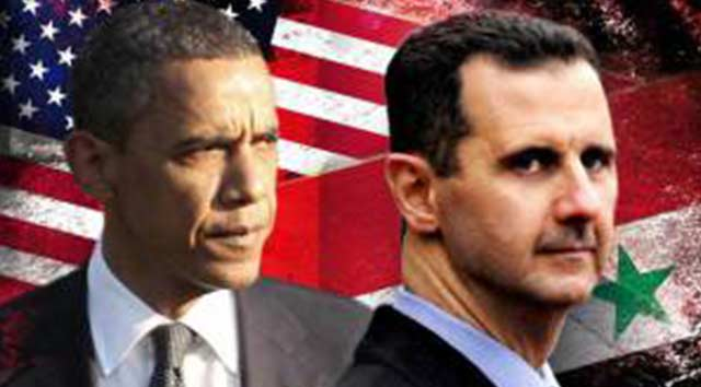 Obama: IŞİD'le mücadele için Esad gitmeli
