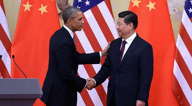 Çin ile ABD'den tarihi anlaşma