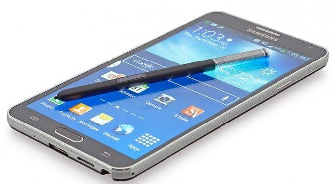 Galaxy Note 4 tüketiciyle buluşuyor
