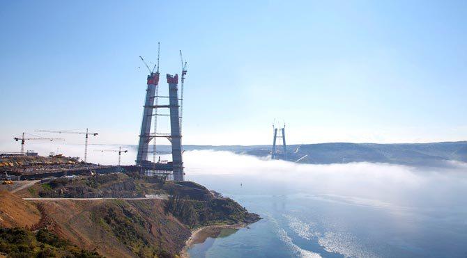 3. köprünün açılış tarihi belli oldu