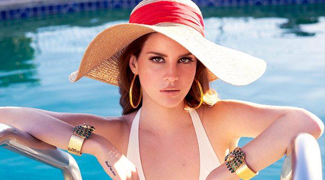 """""""Lana Del Rey'in suratına vuracağım"""""""