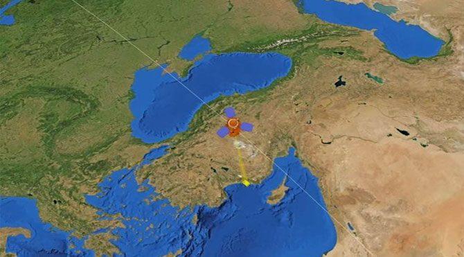 Göktürk-2 Dünya'yı 10 bin kez turladı!