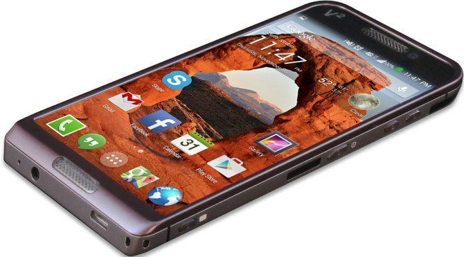 Süper akıllı telefon: Saygus V-Squared