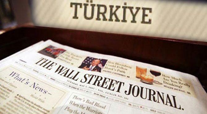 Wall Street Journal, Türkiye'de yayın hayatına son veriyor