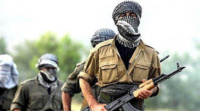 Şırnak'ta yine 8 terörist teslim oldu