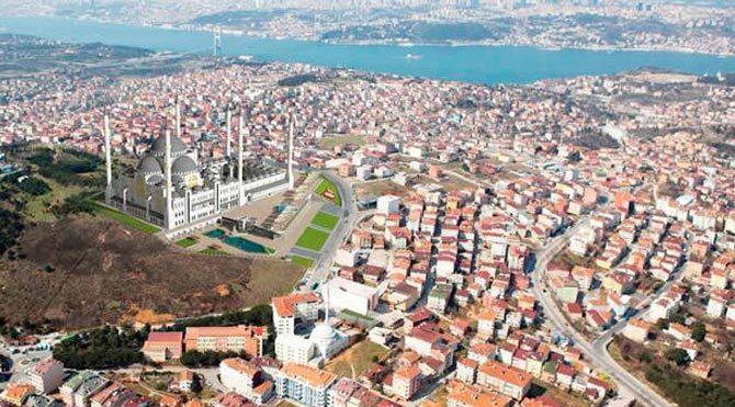 Erdoğan'ın istediği camiye özel tünel