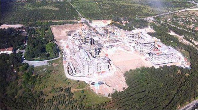 AKP'nin inşaat aşkı!