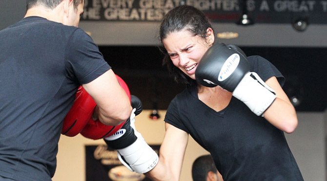 Adrian Lima boksa merak saldı