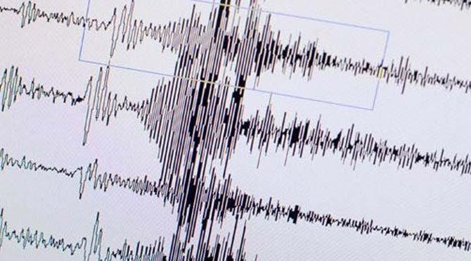 Çin-Kırgızistan sınırında deprem