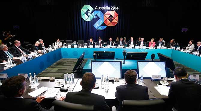 G20 Zirvesi için geniş güvenlik önlemi
