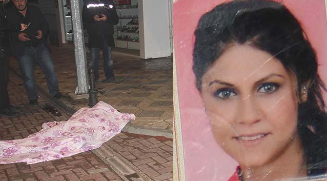 5'inci kattan atlayan genç kız öldü