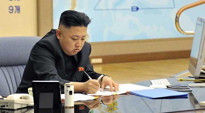 Kuzey Kore'den Rusya'ya üst düzey temsilci
