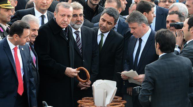 Erdoğan'dan 'yedirmem' mesajı