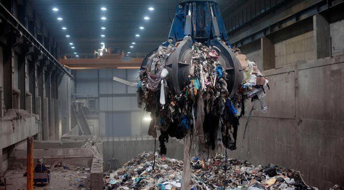 İsveç'in geri dönüşümlük çöpü kalmadı